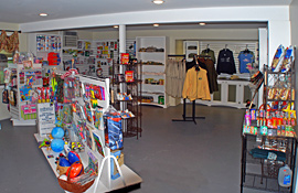 Store at Pine Hill RV Park - Kutztown, Pennsylvania